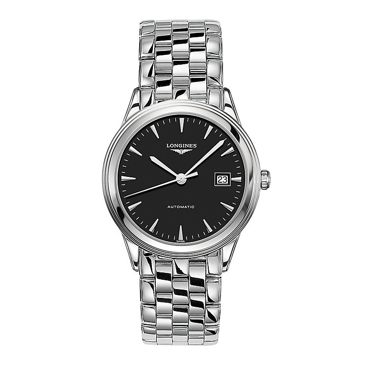 Longines men's stainless steel bracelet watch - Product number 3448258