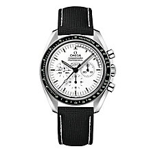 Omega Speedmaster Moonwatch Silver Snoopy Men's Watch - Product number 3450023