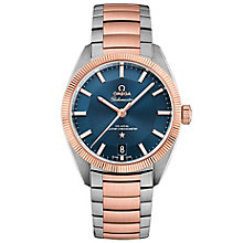 Omega Constellation Globemaster Men's Bracelet Watch - Product number 3450171