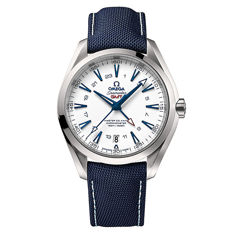 Omega Seamaster Aqua Terra 150M men's strap watch - Product number 3450473
