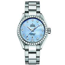 Omega Seamaster Aqua Terra 150M Ladies' Bracelet Watch - Product number 3450570