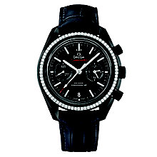 Omega Globemaster Moonwatch Men's Bracelet Watch - Product number 3450864