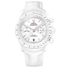 Omega Speedmaster Moonwatch White Side of The Moon Watch - Product number 3450945