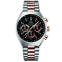 Omega Speedmaster Mark II men's two colour bracelet watch - Product number 3450988