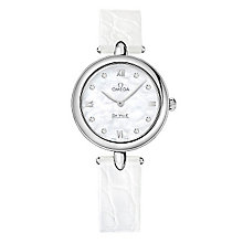 Omega De Ville Prestige Quartz Ladies' Strap Watch - Product number 3451208