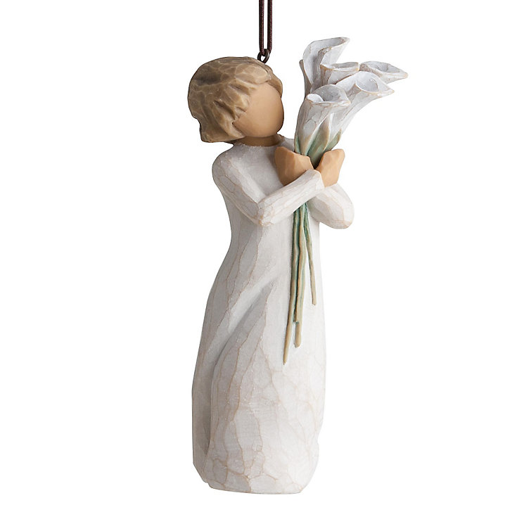 Willow Tree Beautiful Wishes Hanging Ornament - Product number 3453235
