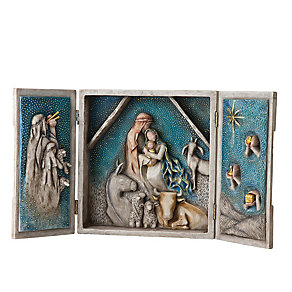 Willow Tree Starry Night Nativity Box Ornament - Product number 3453251