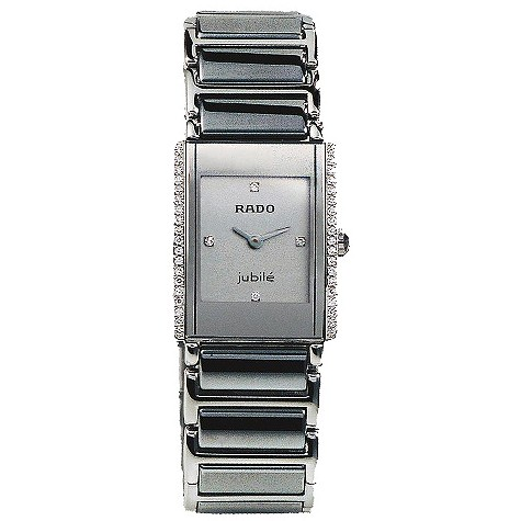 Rado Integral Jubile ladies' diamond-set watch
