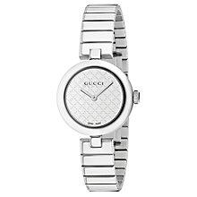 Gucci Diamantissma ladies' stainless steel bracelet watch - Product number 3460894