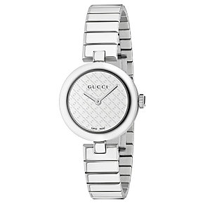 Gucci Diamantissma ladies' stainless steel bracelet watch - Product number 3460894