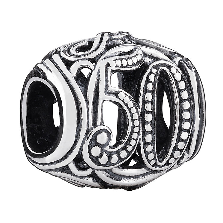 Chamilia 50 milestone sterling silver charm - Product number 3471349