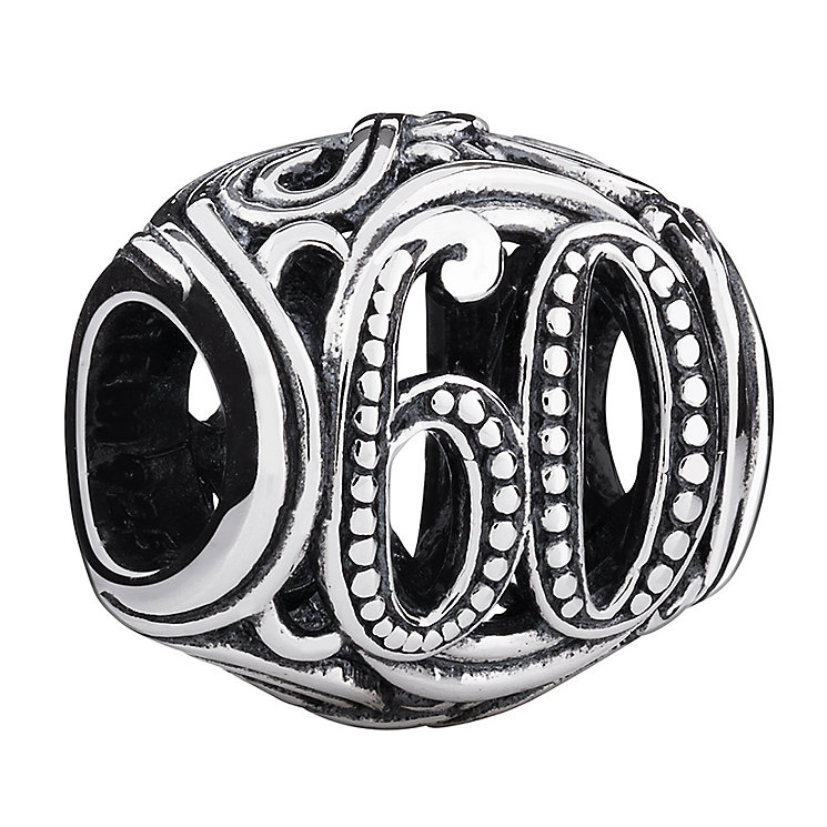 Chamilia 60 milestone sterling silver charm - Product number 3471357