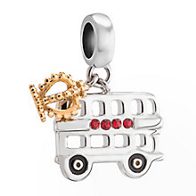 Chamilia Fit for a Queen sterling silver charm - Product number 3471373