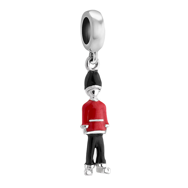 Chamilia queens guard sterling silver charm - Product number 3471586