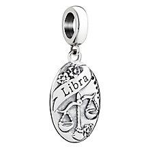 Chamilia Sterling Silver Libra Zodiac Zodiac Bead - Product number 3472965