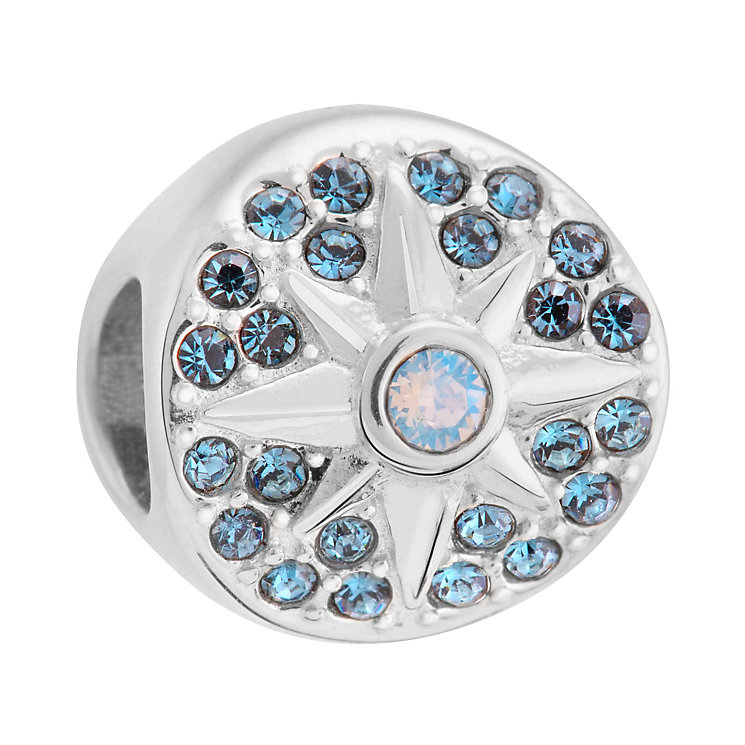 Chamilia Sterling Silver & Swarovski Crystal My Star Bead - Product number 3473481