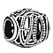 Chamilia Sterling Silver Filigree 40 Milestone Bead - Product number 3473554