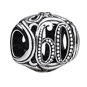 Chamilia Sterling Silver Filigree 60 Milestone Bead - Product number 3473635