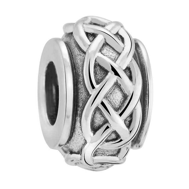 Chamilia Sterling Silver Infinite Weave Spacer Bead - Product number 3473686