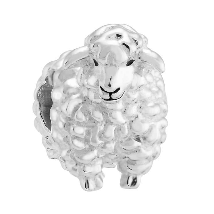 Chamilia Sterling Silver Not So Black Sheep Bead - Product number 3474070