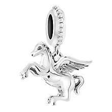 Chamilia Sterling Silver Pegasus Flying Horse Bead - Product number 3474267