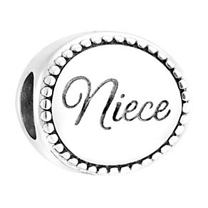 Chamilia Sterling Silver Milgrain Niece Bead - Product number 3474631