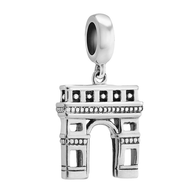 Chamilia Arc de Triomphe sterling silver charm - Product number 3474798
