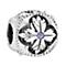 Chamilia Silver & Purple Swarovski Crystal Enlighten Bead - Product number 3475603