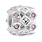 Chamilia Swarovski Crystal Queen Of Hearts Spacer Bead - Product number 3475832