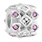 Chamilia Swarovski Crystal Queen Of Hearts Spacer Bead - Product number 3475859