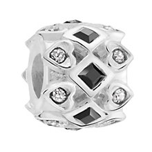 Chamilia Swarovski Crystal Queen Of Hearts Spacer Bead - Product number 3475875