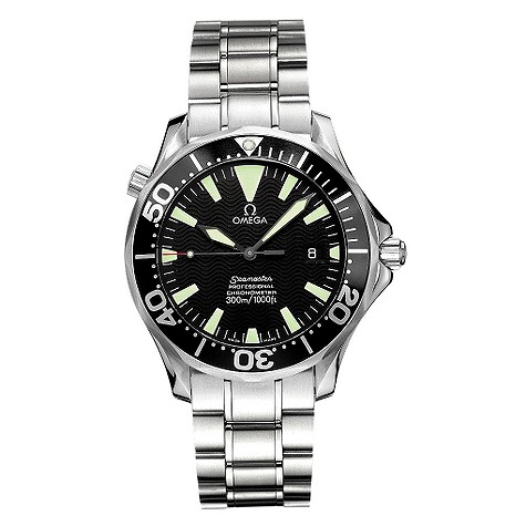 Omega Seamaster Professional 300m mens automatic watch