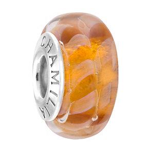Chamilia Silver & Murano Glass Aura Vitality Bead - Product number 3476111