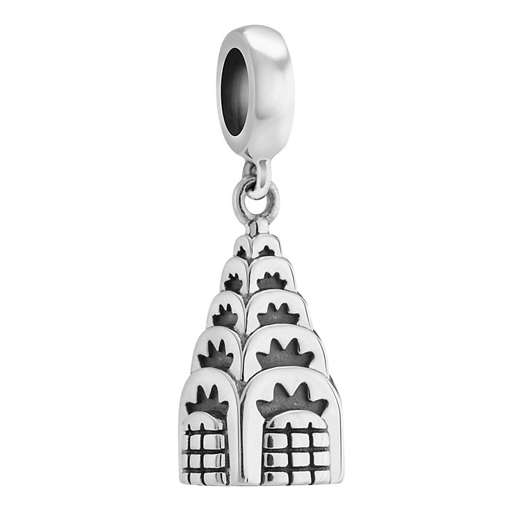 Chamilia Chrysler Building sterling silver charm - Product number 3476146