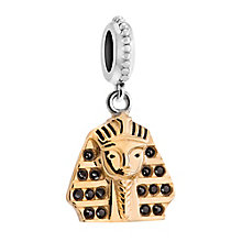 Chamilia King Tut sterling silver charm - Product number 3476316