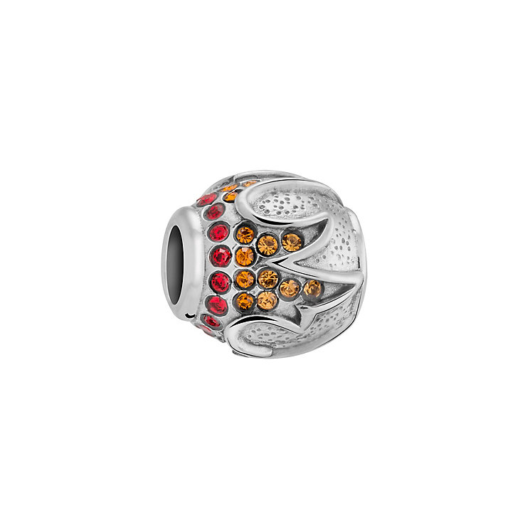 Chamilia classic elements fire sterling silver charm - Product number 3476502