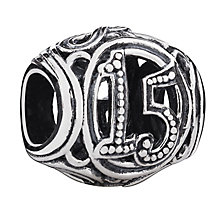 Chamilia Sterling Silver Filigree 15 Milestone Bead - Product number 3476529
