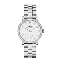 Marc Jacobs Baker Ladies' Stainless Steel Bracelet Watch - Product number 3476596