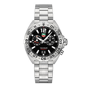 Tag Heuer F1 men's stainless steel bracelet watch - Product number 3476863