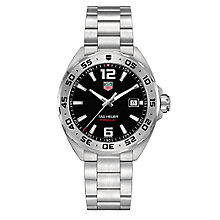 Tag Heuer F1 men's stainless steel bracelet watch - Product number 3476987