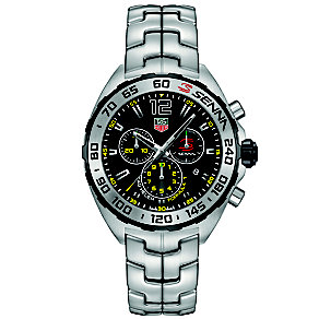 TAG Heuer F1 men's stainless steel bracelet watch - Product number 3477312