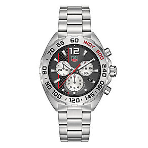 Tag Heuer F1 men's stainless steel bracelet watch - Product number 3478963