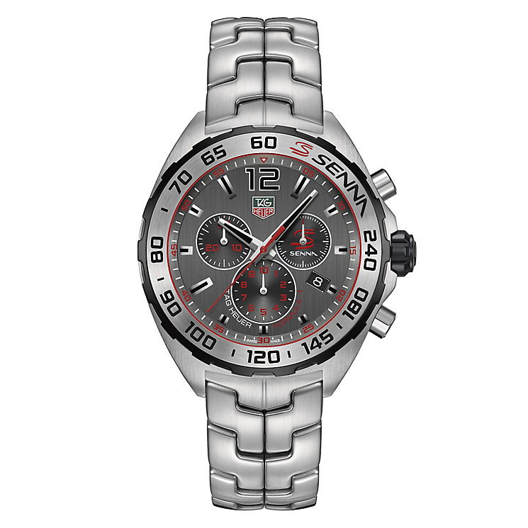 TAG Heuer F1 men's stainless steel bracelet watch - Product number 3479064