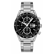 TAG Heuer Men's Stainless Steel Round Bracelet Watch - Product number 3479110