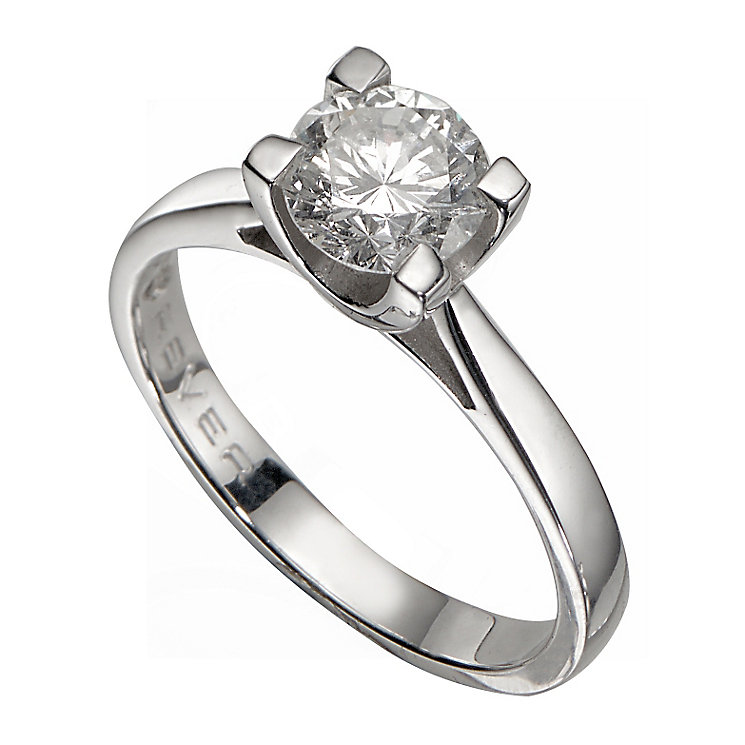 The Forever Diamond Platinum 1.5 Carat Diamond Ring - Product number 3480275