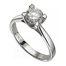 Platinum 1 1/2 Carat Forever Diamond Ring - Product number 3480275
