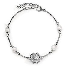 Folli Follie Eternal Heart silver-plated bracelet - Product number 3512215