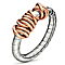 Folli Follie Aegean Breeze silver plated ring size L 1/2 - Product number 3512622