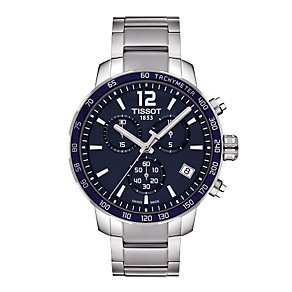 Tissot Quickster stainless steel bracelet watch - Product number 3518582