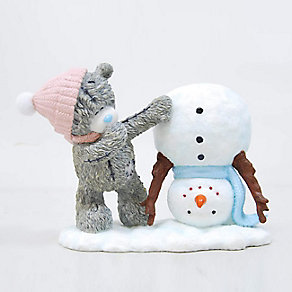 Me to You Shall We Build A Snowman Figurine - Product number 3519732